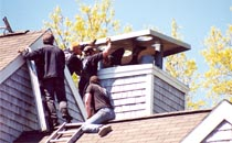 Sandwich Chimney Sweep Services
